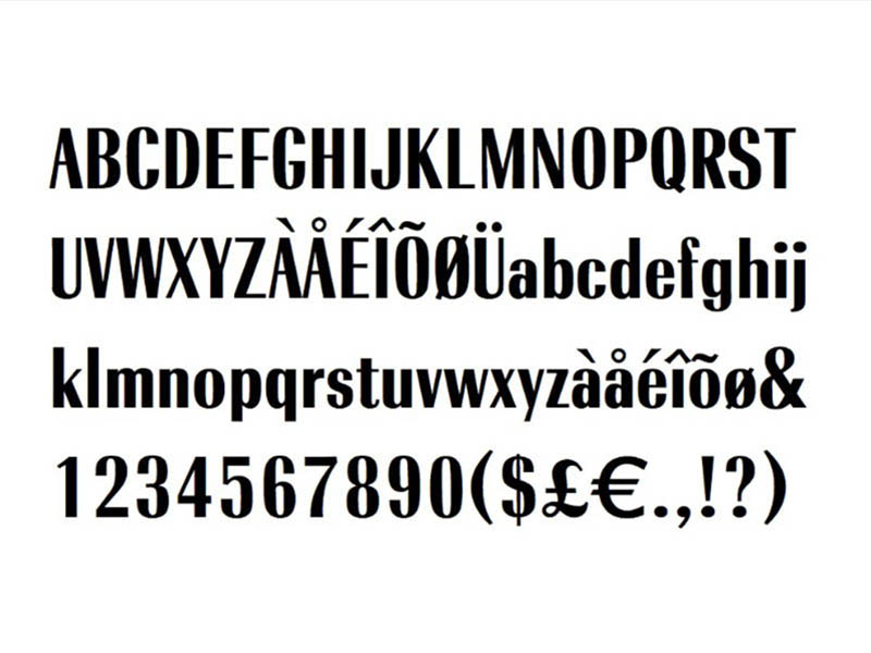Versace Font Family Download