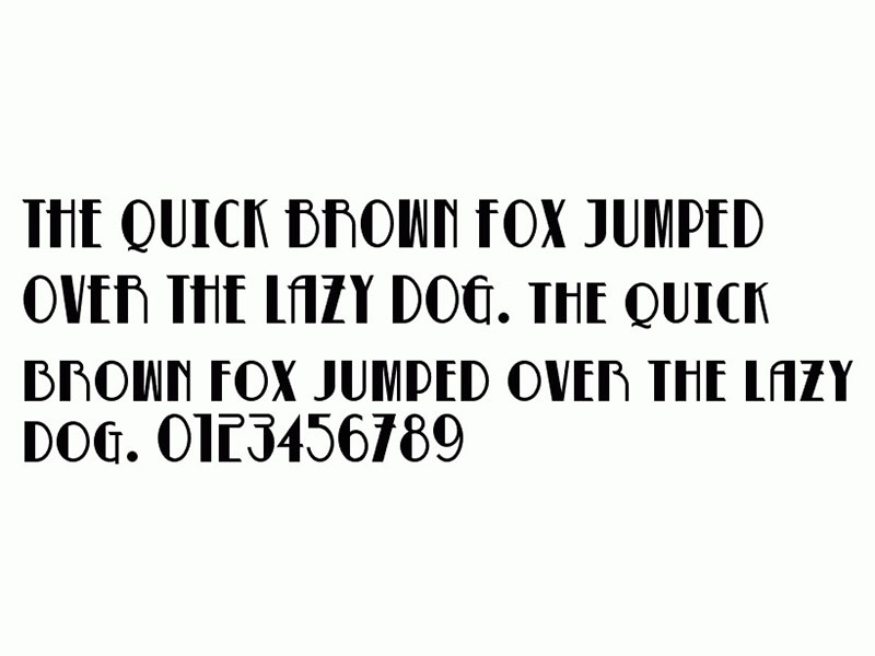 Betty Noir Font Family Download