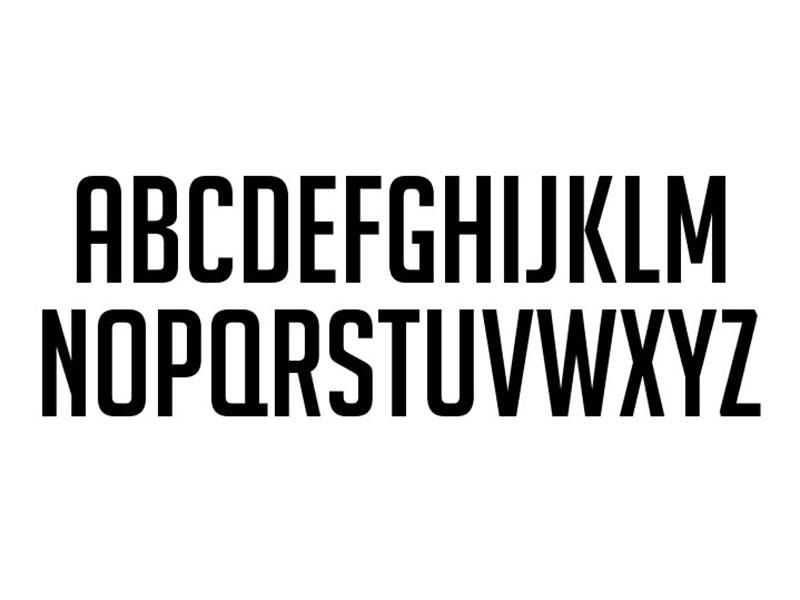 Big-Noodle Titling Font Family Download