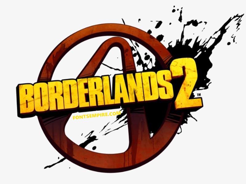 Borderlands Font Family Free Download