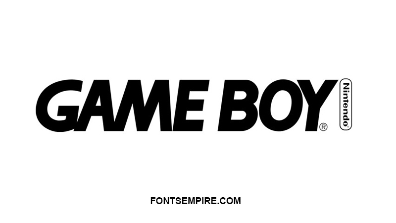 Gameboy Font Family Free Download