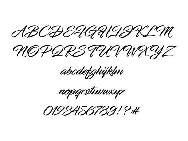 Infinite Stroke Font Family Download