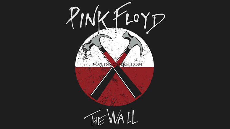 Pink Floyd Font Family Free Download