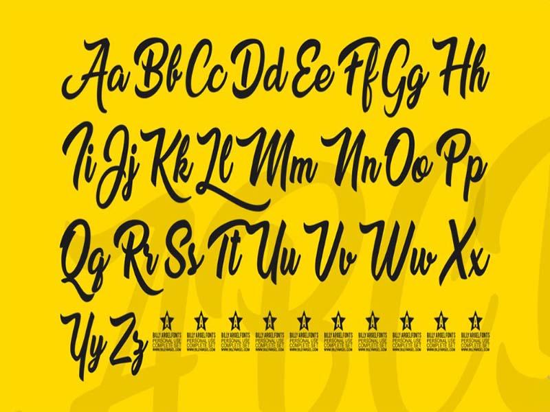 Sweet Sensation Font Free Download