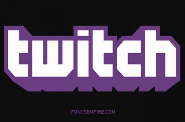 Twitch Font Family Free Download