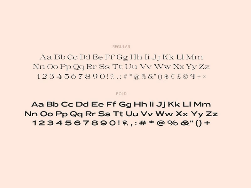 Messapia Font Family Download