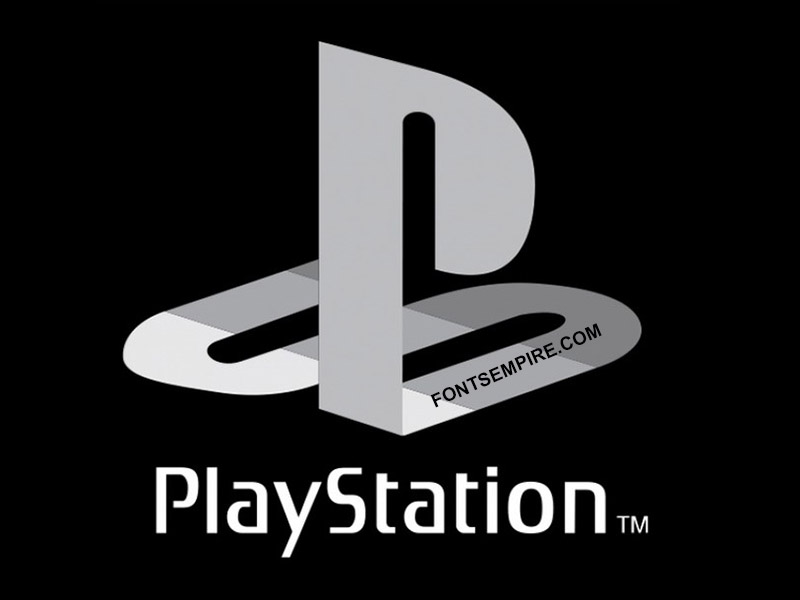 PlayStation Font Family Free Download