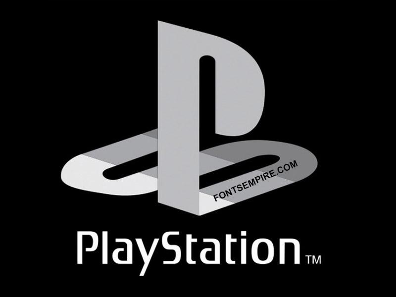PlayStation Font Download - Fonts Empire