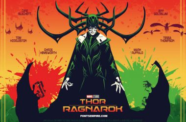 Thor Ragnarok Font Family Free Download