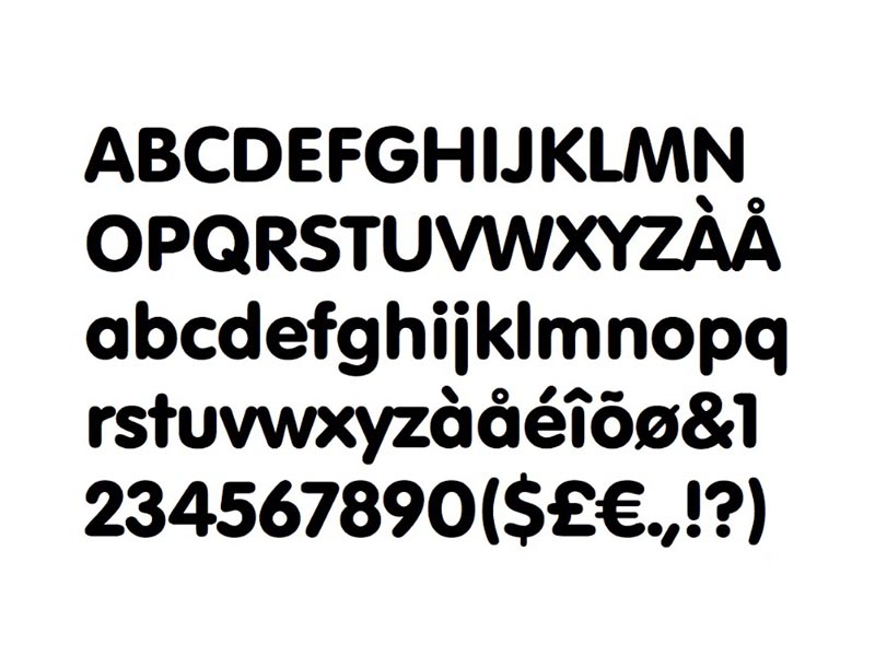 Vag Rounded Font Free Download