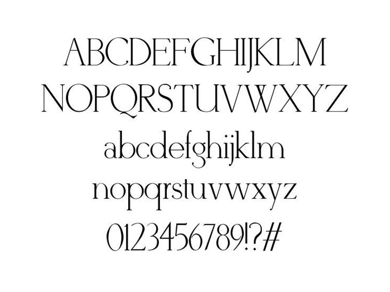 Derivia Font Family Download