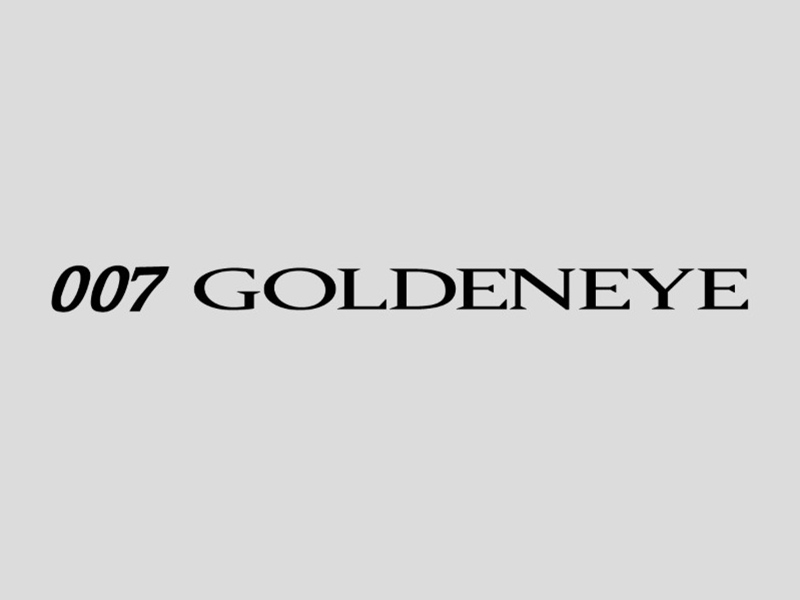 James Bond Font Family Download