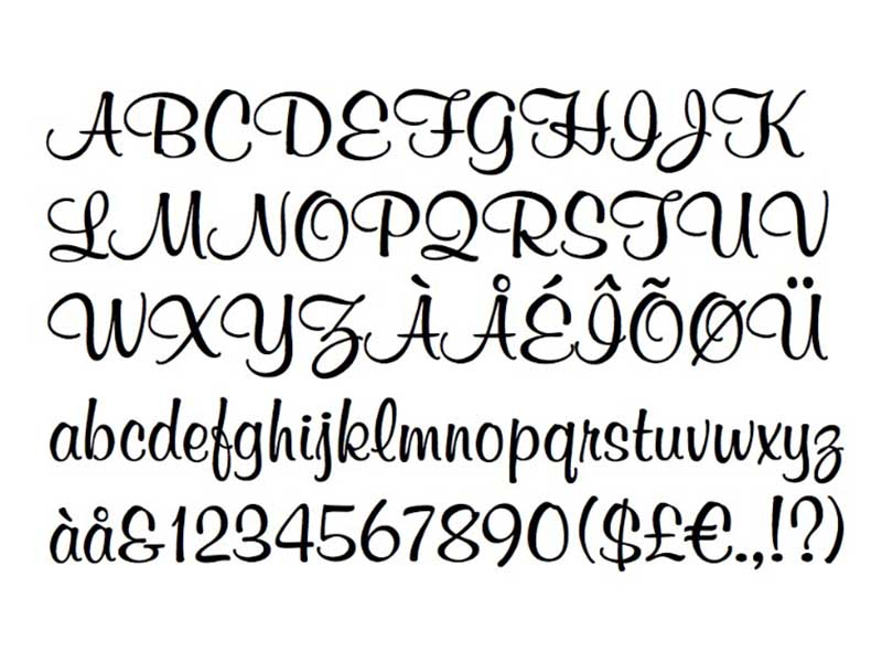 Murray Hill Font Family Download