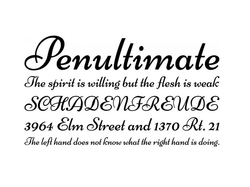 Niconne Font Family Download