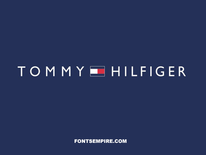 Tommy Hilfiger Font Family Free Download