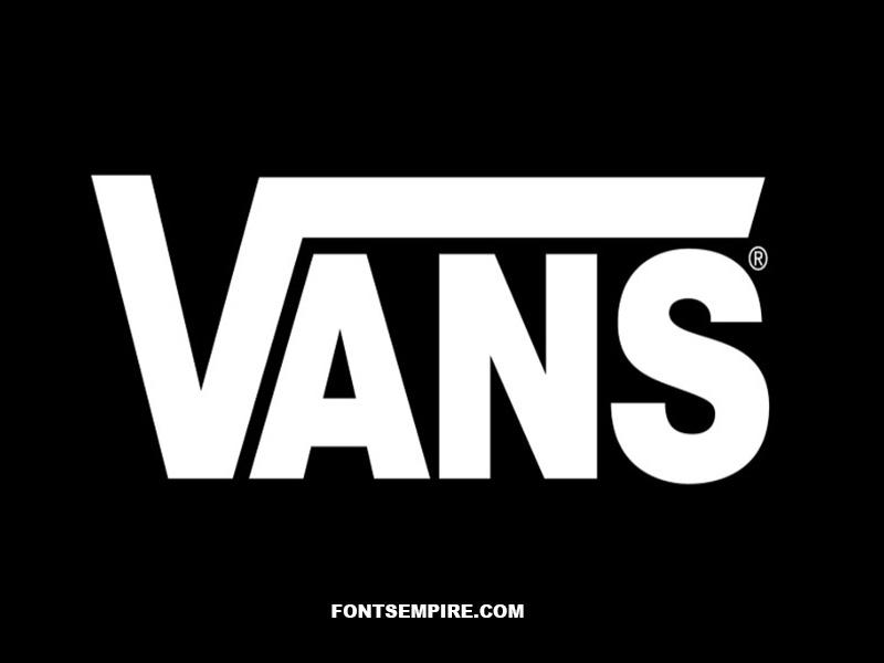 Vans Font Family Free Download