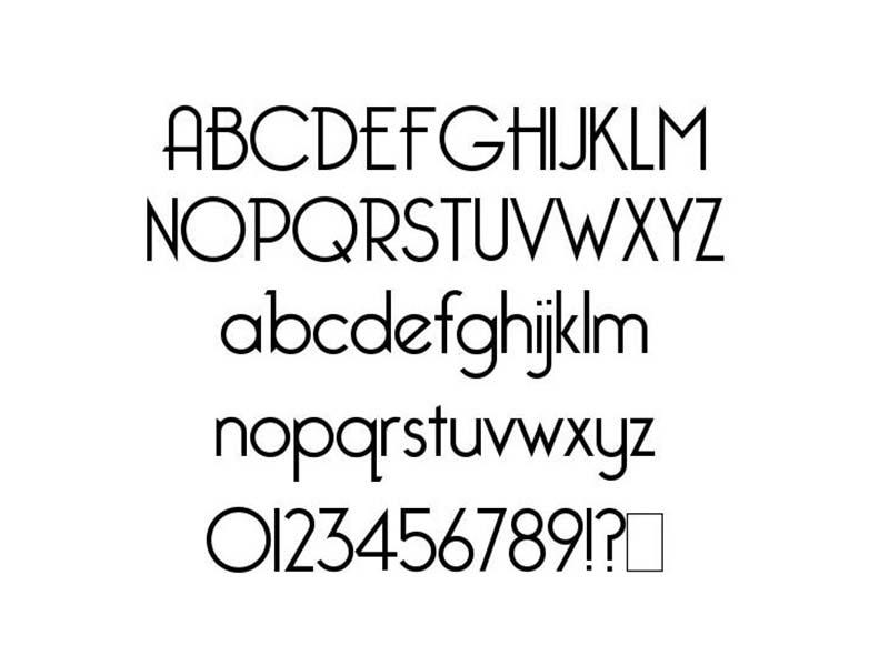 Bellerose Font Free Download