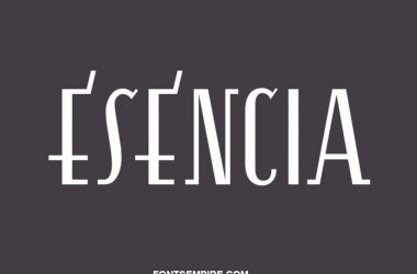 Esencia Font Family Free Download