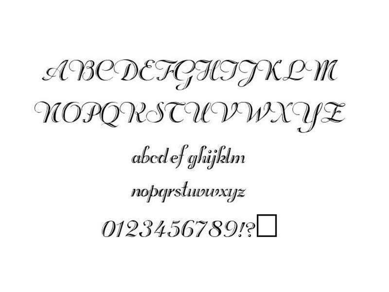 Rechtman Font Free Download
