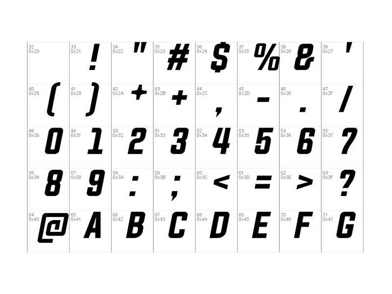 Evogria Font Free Download