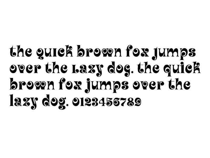 Jojo Font Free Download