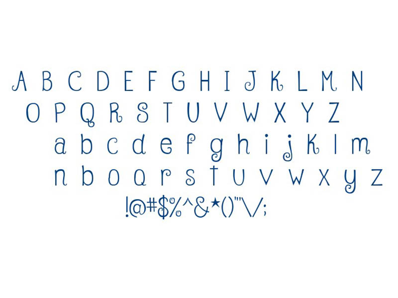 Betty Font Family Download