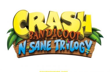 Crash Bandicoot Font Family Free Download