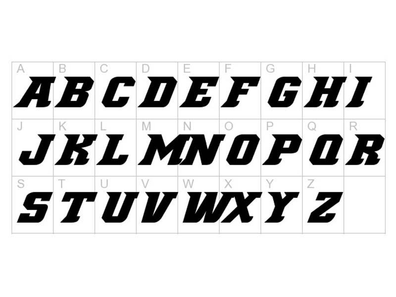 Demonized Font Free Download