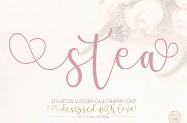 Stea Font Family Free Download