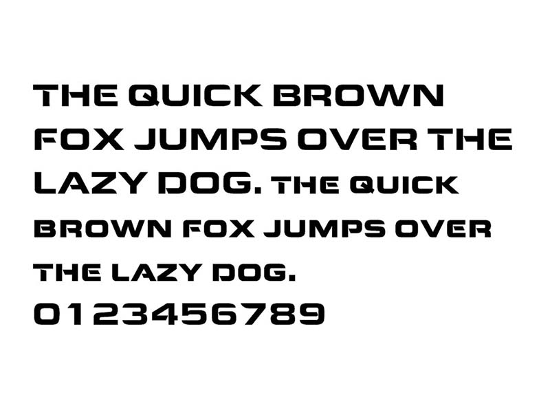 Under Armour Font Family Download