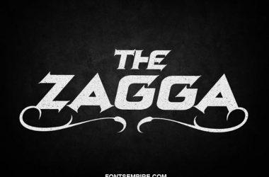 Zagga Font Family Free Download