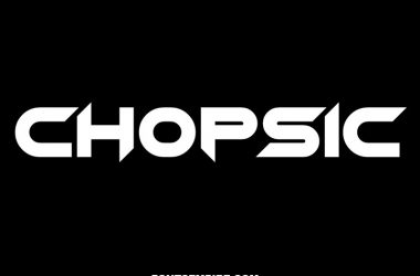 Chopsic Font Family Free Download