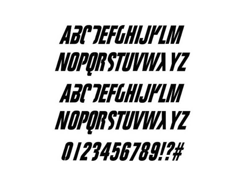 Fight Club Font Family Download