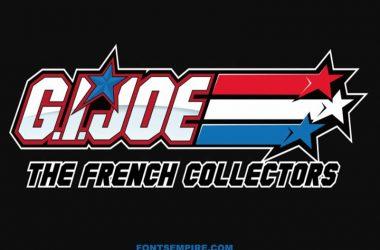 GI Joe Font Family Free Download