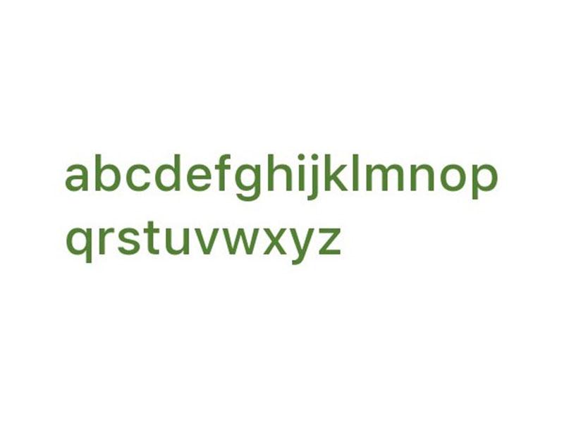 SF UI Display Font Free Download