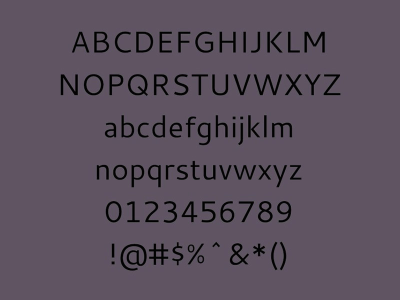 Cantarell Font Free Download