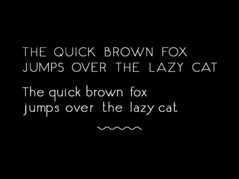 Fox And Cat Font Family Download