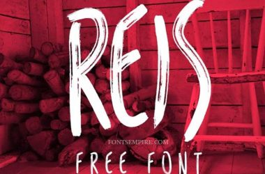 Reis Font Family Free Download