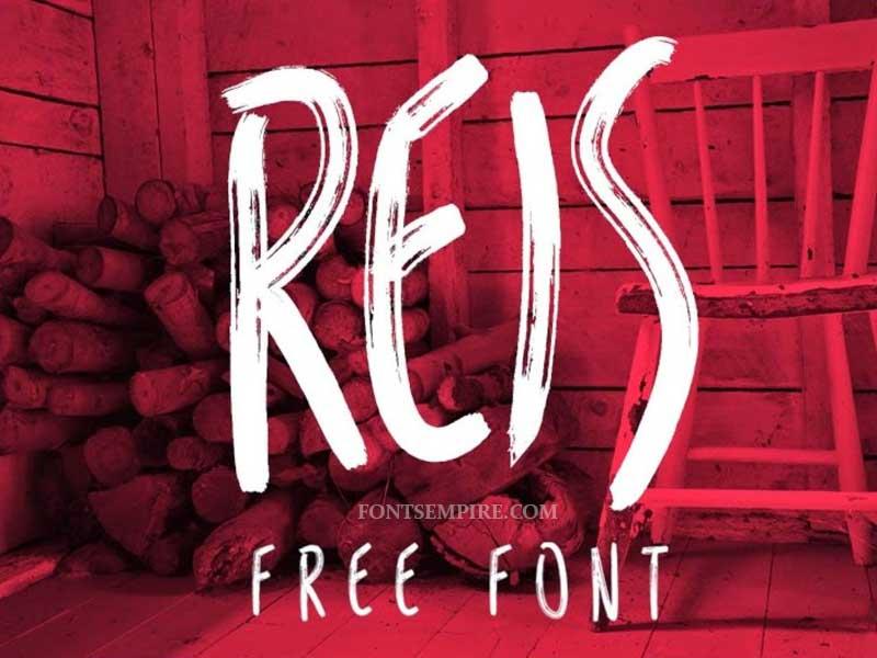 Reis Font Family Free Download