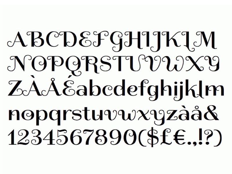 Spirax Font Free Download