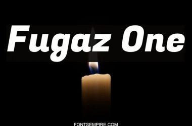 Fugaz One Font Family Free Download