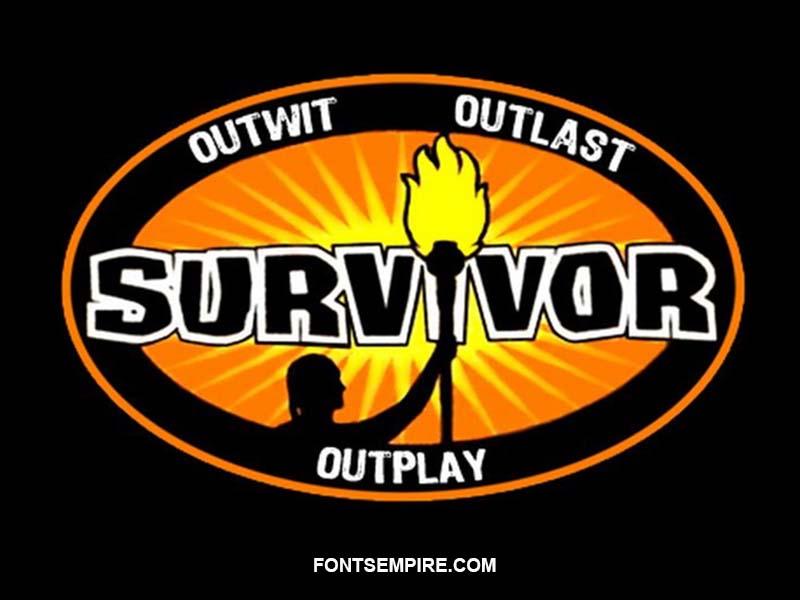 Survivor Font Family Free Download