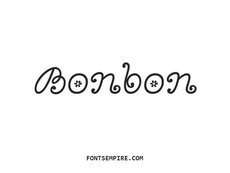 Bonbon Font Family Free Download