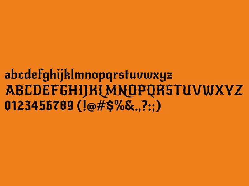 New Rocker Font Free Download