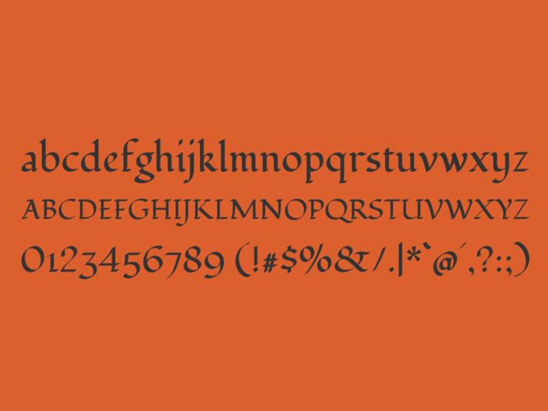 Fondamento Font Free Download