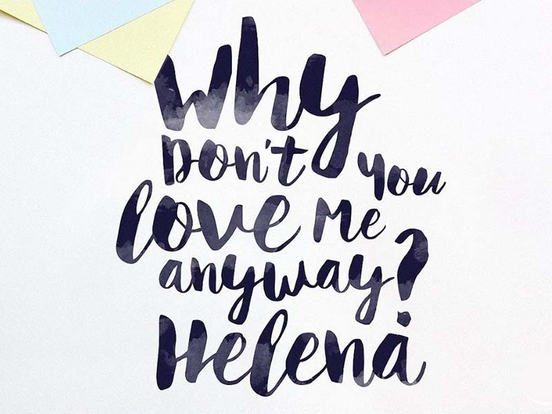 Helena Font Free Download