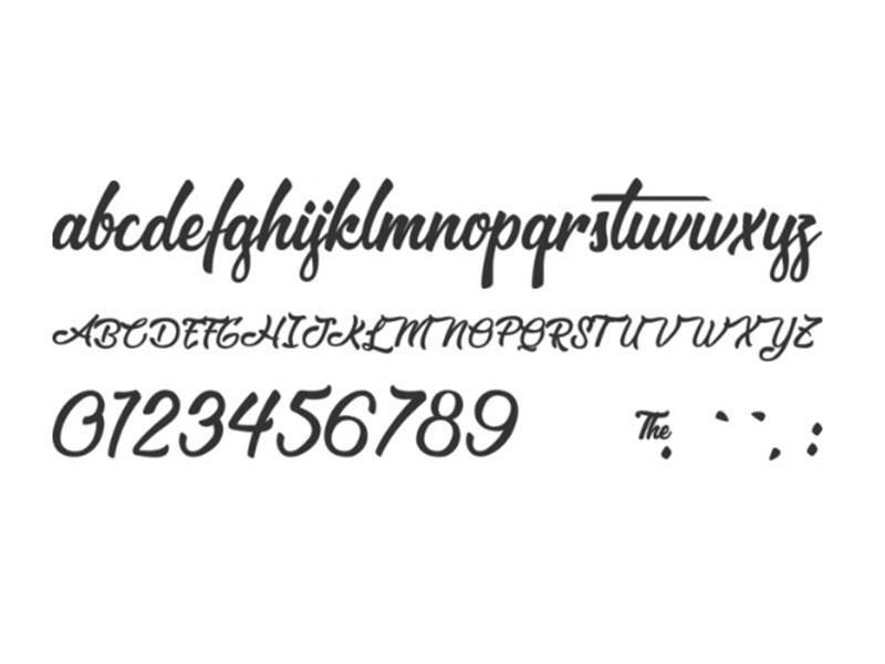 Matchmaker Font Free Download