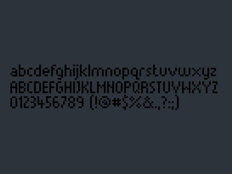 Munro Font Free Download
