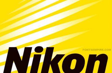 Nikon Font Family Free Download