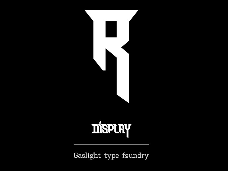 Rock Logo Font Free Download